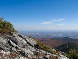 climbing Jay Peak